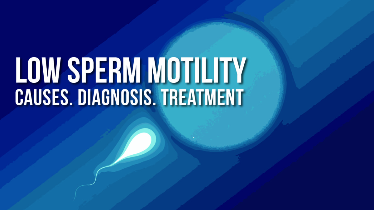 for low motility Reasons sperm